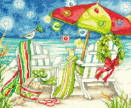 Dimensions - Christmas Beach Chairs