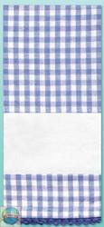 Design Works - Blue Gingham Towel