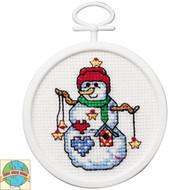 Janlynn Mini - Starry Snowman