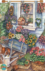 Design Works - Flower Porch