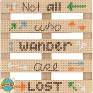 Janlynn - Not Lost Stitch Pallet