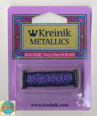 Kreinik Metallics - Very Fine #4 Purple Mambo