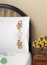 Design Works - Love Always Pillowcases (2)