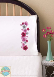 Design Works - Pink Passion Pillowcases (2)