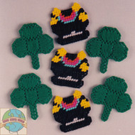 Design Works - St. Patrick's Magnets (Set of 7)