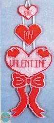 Design Works - Valentine Wall Hanging
