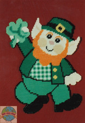 Design Works - St. Patrick's Day Wall Hanging