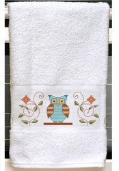 Janlynn - Owl Kitchen Towel