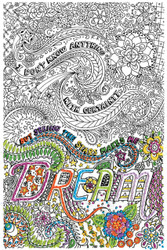 "Design Works - Zenbroidery Dream 10"" x 16"""