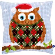 Vervaco - Christmas Owl