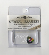 Mill Hill Crystal Treasures - Small Heart Vitrail Medium