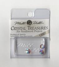 Mill Hill Crystal Treasures - Margarita Amethyst AB