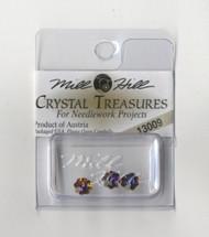 Mill Hill Crystal Treasures - Margarita Heliotrop