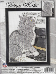 Design Works - Piano Cat