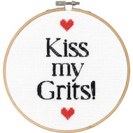 """Dimensions """"Say It!"""" - Kiss My Grits!"""