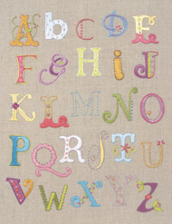 Anchor - Alphabet Sampler