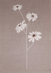 Design Works - White Daisies