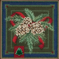 Mill Hill Buttons & Beads - Festive Pine
