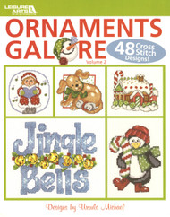 Leisure Arts - Ornaments Galore Volume 2