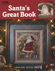Leisure Arts - Santa's Great Book