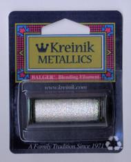 Kreinik Metallics Blending Filament - Pearl 032