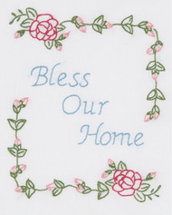 Jack Dempsey Needle Art - Bless Our Home Sampler