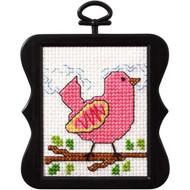 Plaid / Bucilla - Spring Robin