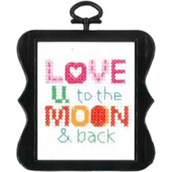 Plaid / Bucilla - Love U to the Moon and Back