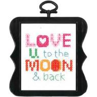 Plaid / Bucilla - Love U to the Moon and Back