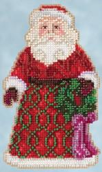 Mill Hill / Jim Shore - Greetings Santa