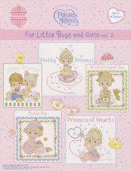 Precious Moments - For Little Boys and Girls Vol.2