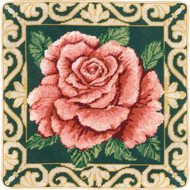 Candamar - Tradition (Rose) Pillow / Picture