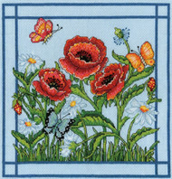 Design Works - Poppies