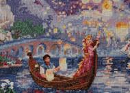Kinkade / Disney - Tangled Vignette