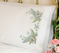 Dimensions - Butterflies And Fern Pillowcases (2)