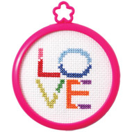 My 1st Stitch - Love
