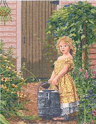 Janlynn - The Gardener's Daughter