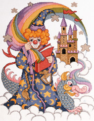 Design Works - The Wizard (Merlin Clown)