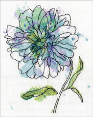 Design Works - Blue Floral