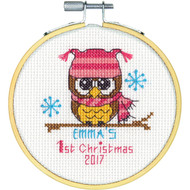 Dimensions Learn a Craft - Baby's First Christmas