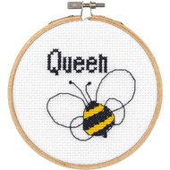 Dimensions 'Stitch Wits' - Queen Bee