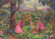 Kinkade / Disney - Sleeping Beauty