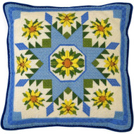 Candamar - Sunflower Pillow / Picture