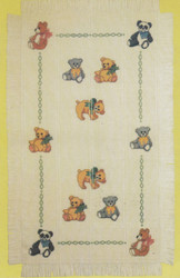 Candamar - Teddy Bears Afghan