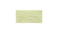 DMC # 14 Pale Apple Green Floss / Thread