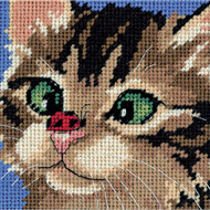 Dimensions Minis - Cross-Eyed Kitty