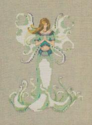 Nora  Corbett - Angel White Trumpet