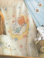Candamar - Sleeping Teddy Afghan