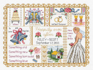 Janlynn Needlecrafts - Wedding Collage