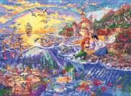 Disney Dreams / Thomas Kinkade - The Little Mermaid
